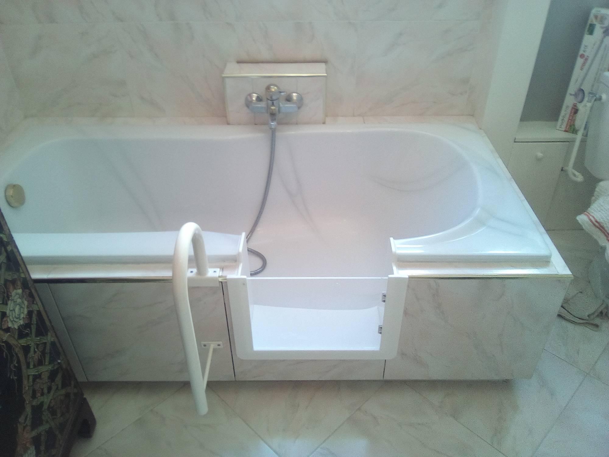 Découpe de baignoire à Valence 20 en Drôme - Renovbain