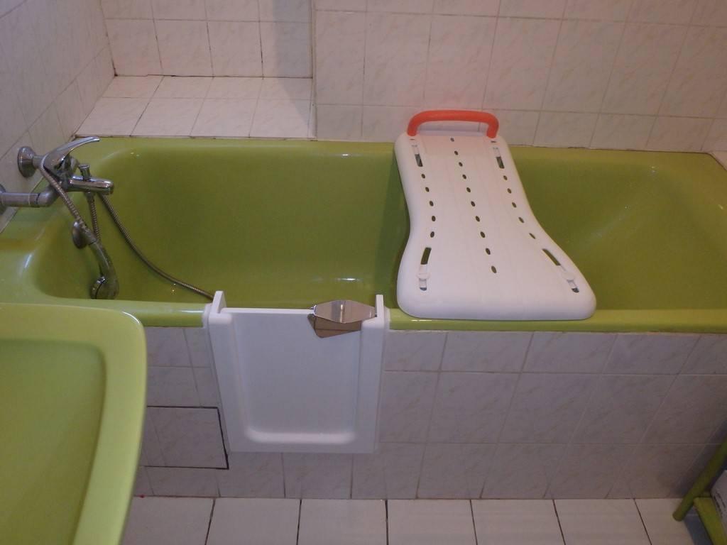 Aménagement de salle de bain pour personne âgée Boulogne