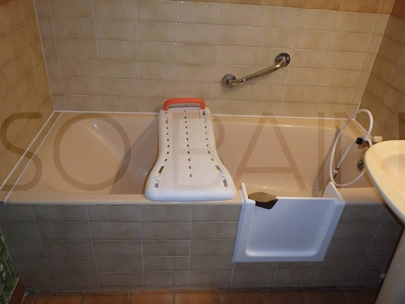 découpe de baignoire par sobain by renovbain