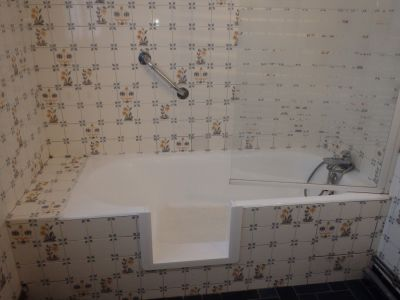 éviter enjambement de ma baignoire bordeaux