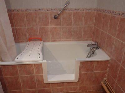 transformation de baignoire en douche aquitaine