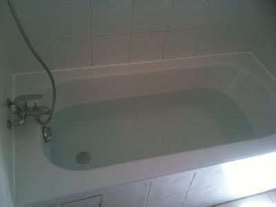 baignoire acrylique
