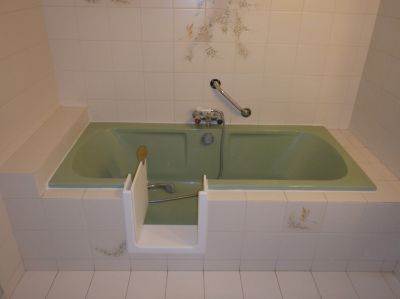 prendre un bain en toute sécurité SOBAIN Bordeaux
