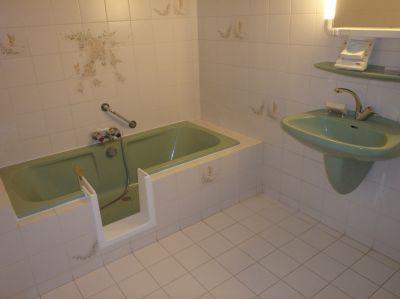 adaptation de baignoire pour personne âgée Sobain by Renovbain sur Bordeaux